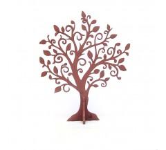 Ékszertartó fa